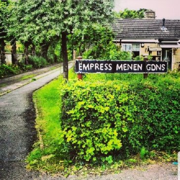 Empress Menen Gardens 2011
